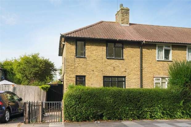 Detached house in  Bryony Road  London  W12  Richmond
