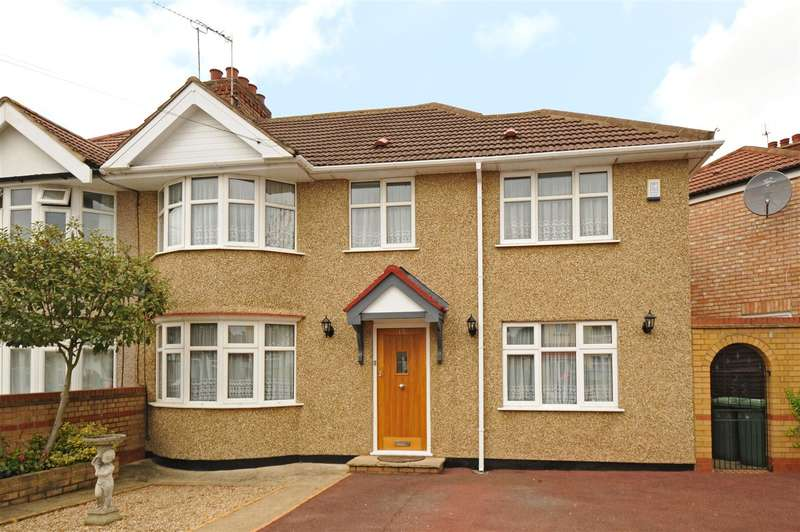 Semi Detached in  Clewer Crescent  Harrow  Middlesex  HA3  Richmond