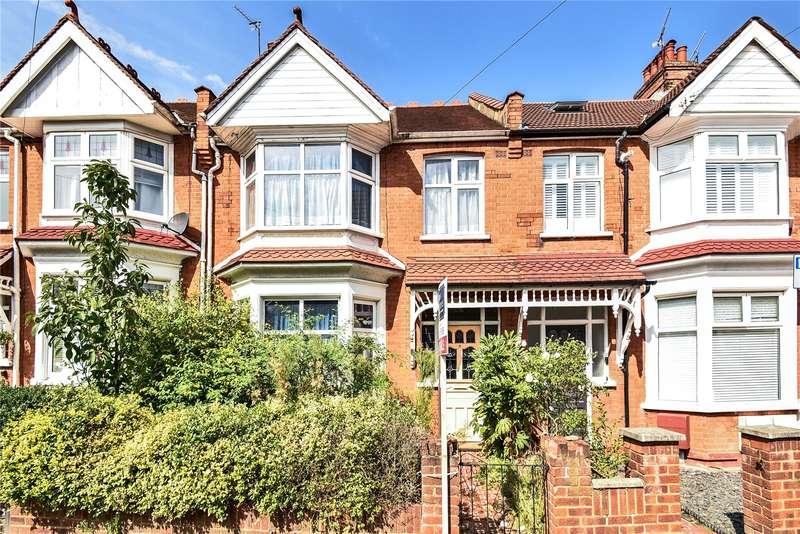 Terraced house in  Somerset Road  Harrow  Middlesex  HA1  Richmond
