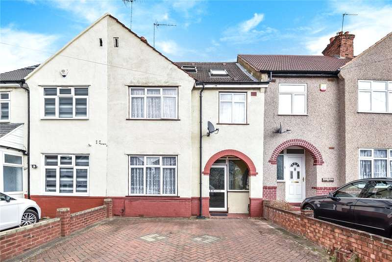Terraced house in  Roxeth Grove  Harrow  Middlesex  HA2  Richmond
