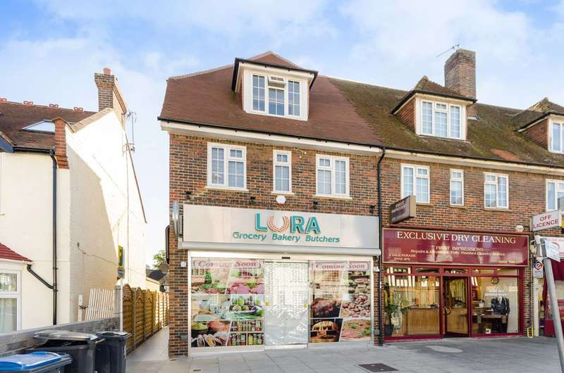 Flat in  Vale Parade  Kingston Vale  SW15  Richmond