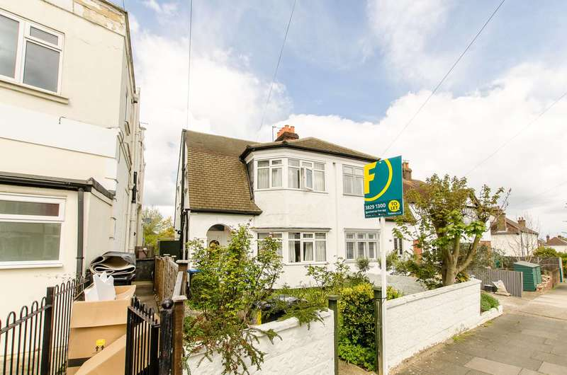 Semi Detached in  Burney Avenue  Surbiton  KT5  Richmond