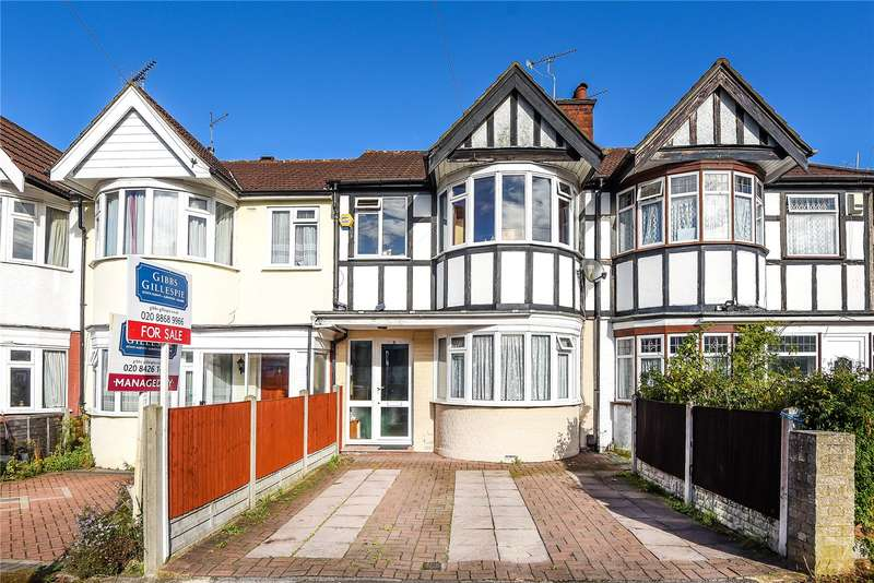 Terraced house in  Warden Avenue  Harrow  Middlesex  HA2  Richmond