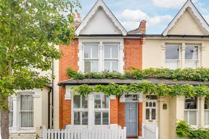 Terraced house in  Geraldine Road  Chiswick  W4  Richmond