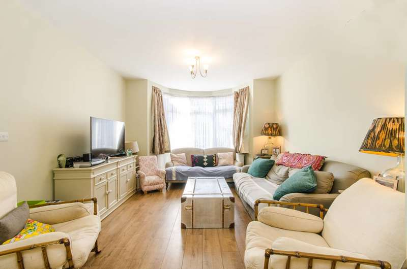 Terraced house in  College Road  London  NW10  Richmond