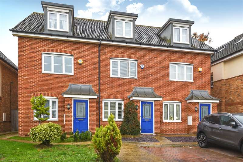 Terraced house in  Appleby Close  Middlesex  UB8  Richmond