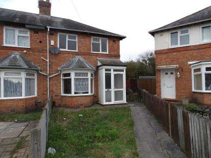 Semi Detached in  Central Grove  Birmingham  West Midlands  B27  Birmingham