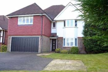 4 Bedrooms Detached House for sale in Tauber Close, Elstree