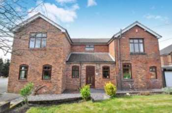 4 Bedrooms Detached House for sale in Boon Hill Road, Bignall End, Stoke-on-Trent, Staffordshire