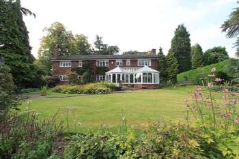 5 Bedrooms Detached House for sale in Ireland's Cross, Nr Woore