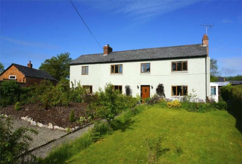 5 Bedrooms Detached House for sale in Richards Castle, LUDLOW, Herefordshire