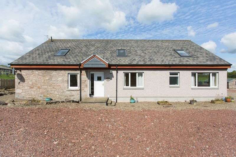 4 Bedrooms Detached House for sale in Monteith House Road, Carstairs Junction