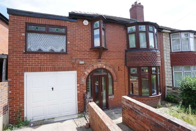 5 Bedrooms Semi Detached House for sale in Firshill Avenue, Firshill, Sheffield, S4 7AA