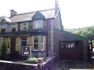 3 Bedrooms Semi Detached House for sale in Holyhead Road, Pentre Du, Betws-y-Coed, Conwy, LL24