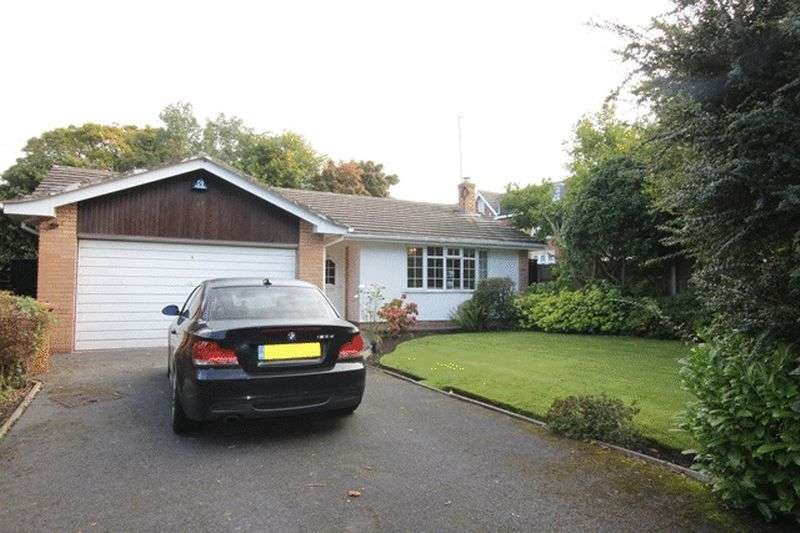 2 Bedrooms Detached Bungalow for sale in Reservoir Road North, Prenton, Wirral