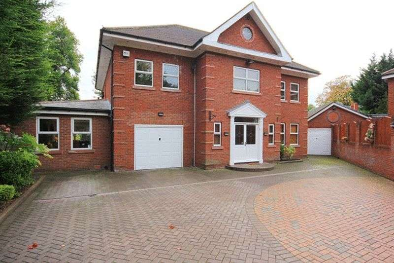 5 Bedrooms Detached House for sale in Allerton Road, Calderstones, Liverpool, L18