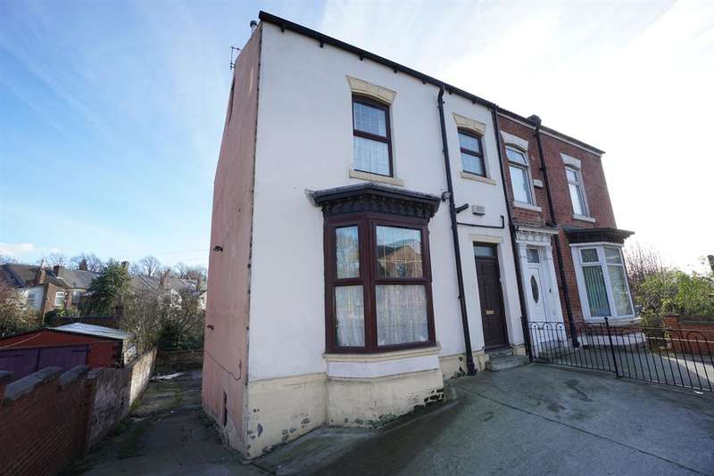 5 Bedrooms Semi Detached House for sale in Barnsley Road, Firshill, Sheffield, S4 7AF