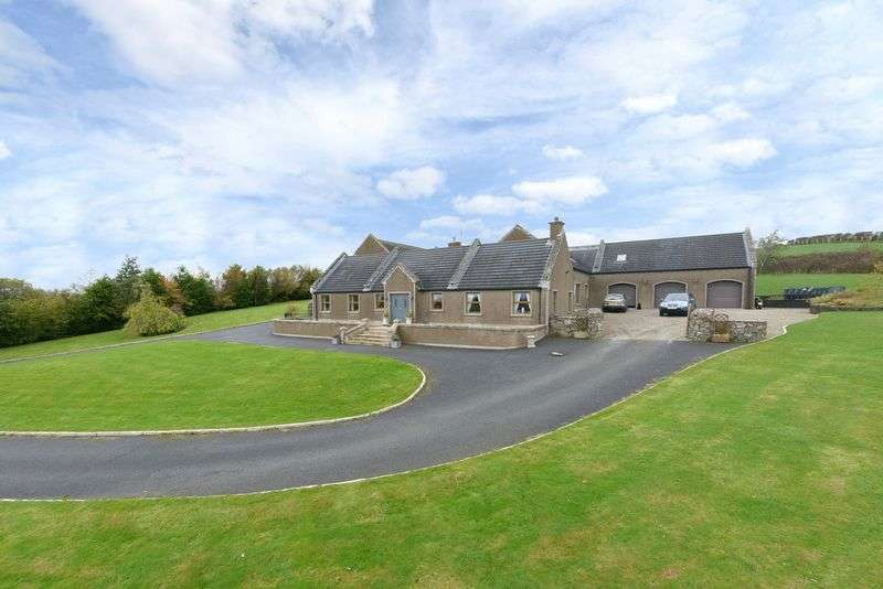 5 Bedrooms Detached House for sale in 135 Carryduff Road, Temple, Lisburn, BT27 6YL