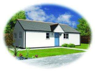 2 Bedrooms Bungalow for sale in Hill Hay Close, Fowey