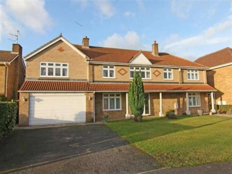 6 Bedrooms Detached House for sale in Thorpe Avenue, Longthorpe, Peterborough, PE3