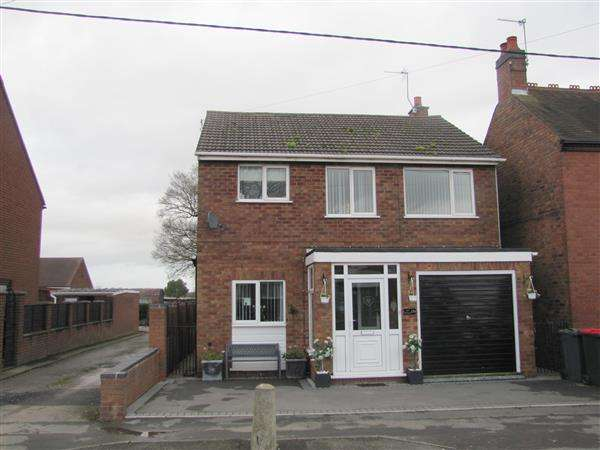 3 Bedrooms Detached House for sale in Birmingham Road, Ansley