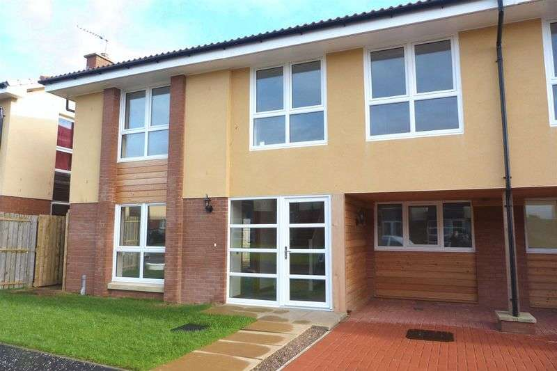 4 Bedrooms Semi Detached House for sale in 10 Grahame Place, Dunbar