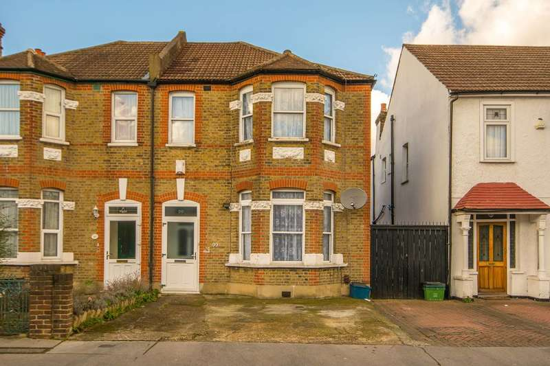4 Bedrooms House for sale in Warwick Road, Thornton Heath, CR7