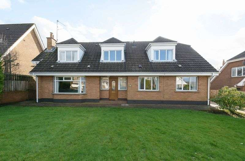 5 Bedrooms Detached House for sale in 13 Baronscourt Road, Carryduff, BT8 8BQ