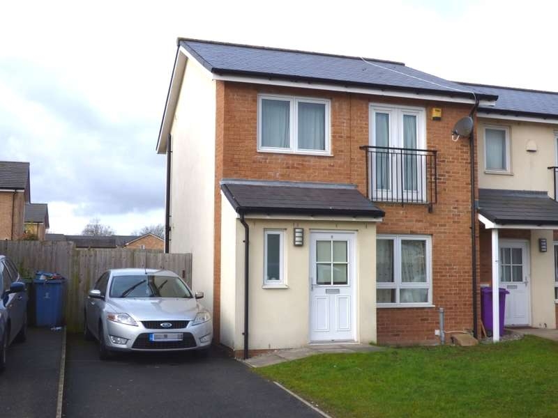 3 Bedrooms End Of Terrace House for sale in Pennycress Drive, Liverpool, Merseyside, L11