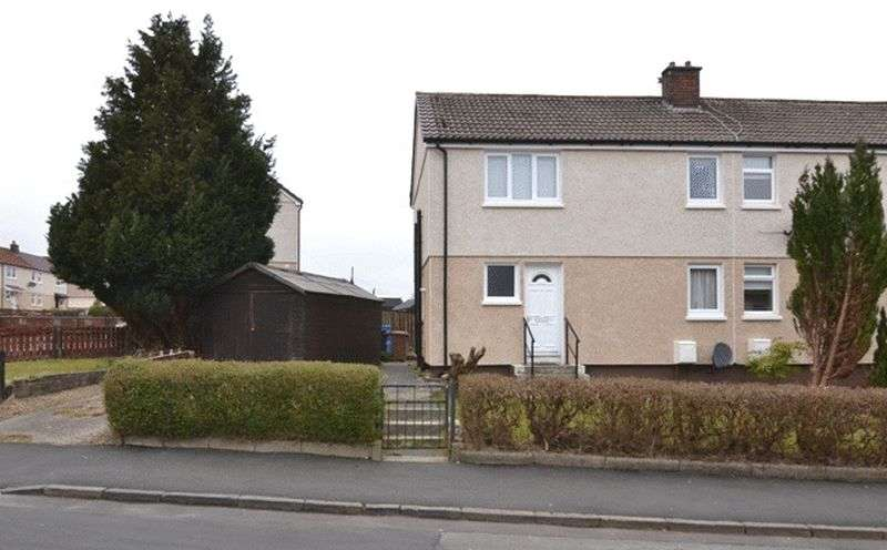 3 Bedrooms Semi Detached House for sale in Wingate Avenue, Dalry