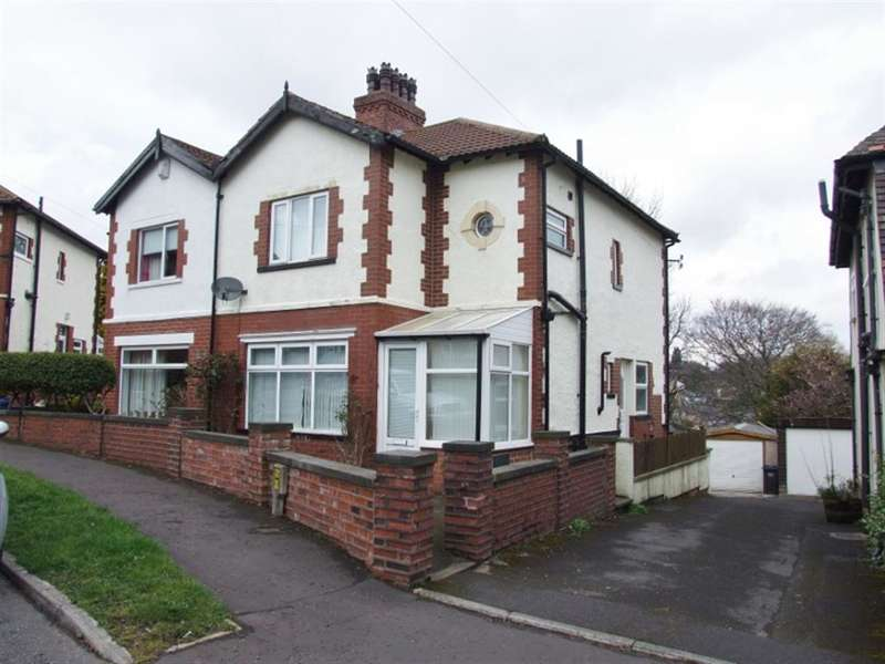 3 Bedrooms Semi Detached House for sale in The Gardens, Heath Road, Halifax, HX1 2PL
