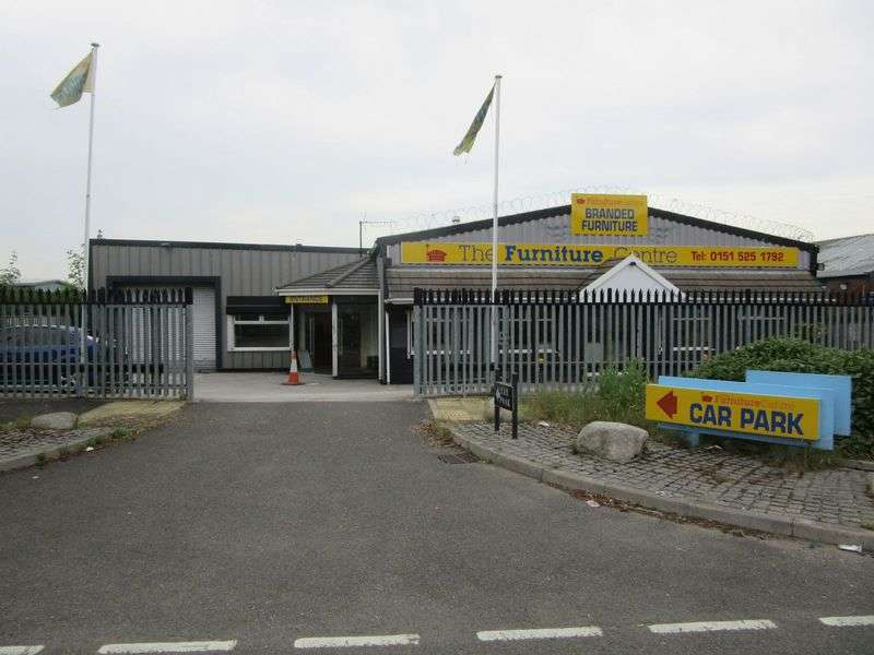 Property for sale in Industrial Unit - Warehouse & Showroom - Brookfield Drive, Liverpool 11916 sq ft
