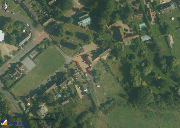 Plot Commercial for sale in Building Plot At Church Barn, Church Green, Milton Ernest