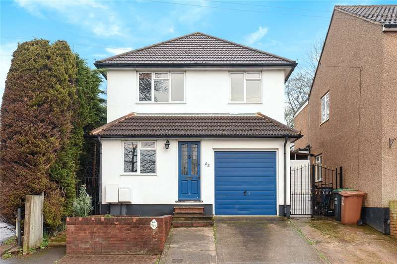 3 Bedrooms House for sale in Primrose Hill, Kings Langley, Hertfordshire, WD4