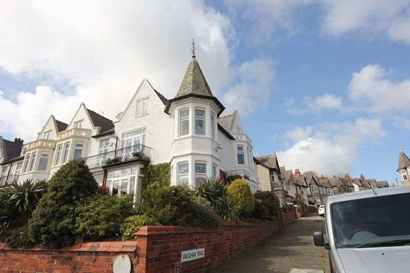 5 Bedrooms Terraced House for sale in Vaughan Road, New Brighton, Wirral
