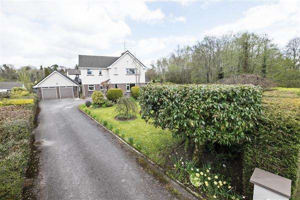 4 Bedrooms Detached House for sale in 56 Castlecoole Road