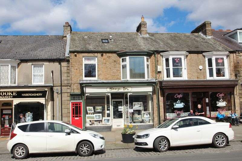 3 Bedrooms Terraced House for sale in Horsemarket, Middleton-In-Teesdale
