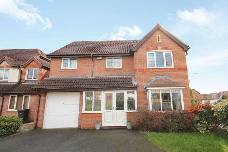 4 Bedrooms Detached House for sale in WHEATHILL GROVE, HEATHERTON VILLAGE