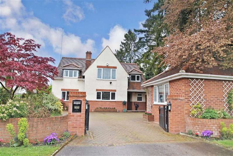 4 Bedrooms Property for sale in Warwick Road, Solihull