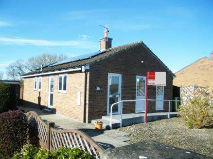 2 Bedrooms Bungalow for sale in Ashdowne, Little Crakehall, Bedale