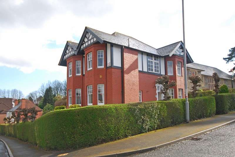 5 Bedrooms Detached House for sale in 33 Fields Park Road, Newport, South Wales. NP20 5BH