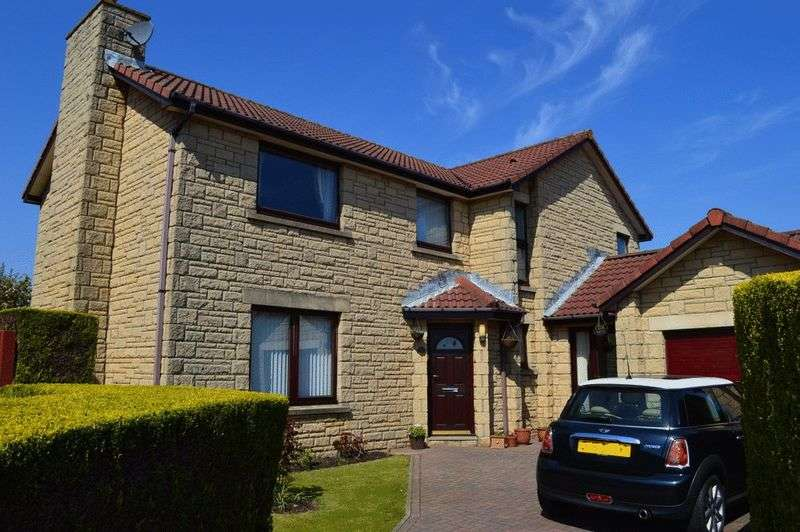 4 Bedrooms Detached House for sale in 11 Callers Court, Berwick-Upon-Tweed