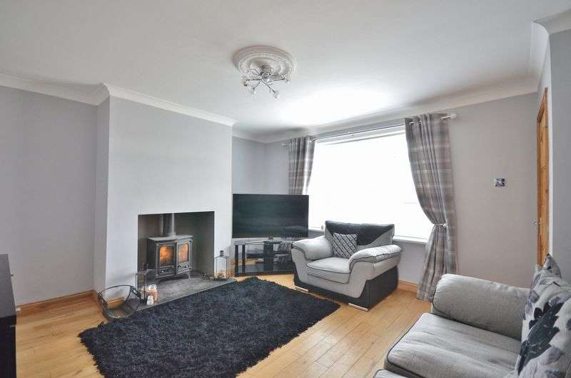 4 Bedrooms Semi Detached House for sale in Stainburn Road, Workington