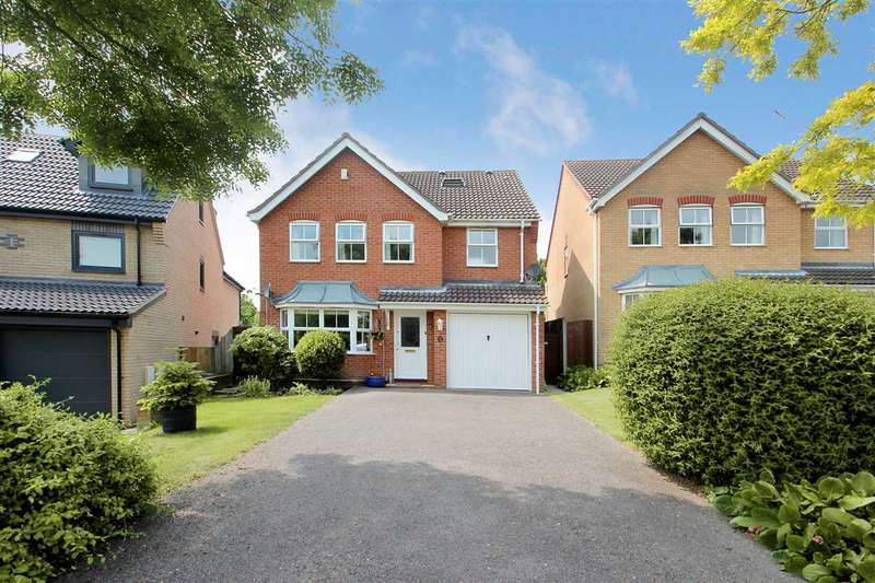 6 Bedrooms Detached House for sale in Peto Avenue, Colchester