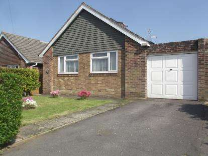 3 Bedrooms Bungalow for sale in Hedge End, Southampton, Hampshire