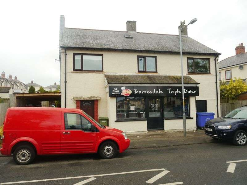 Property for sale in Barresdale Triple 50 Sycamore Avenue, Alnwick