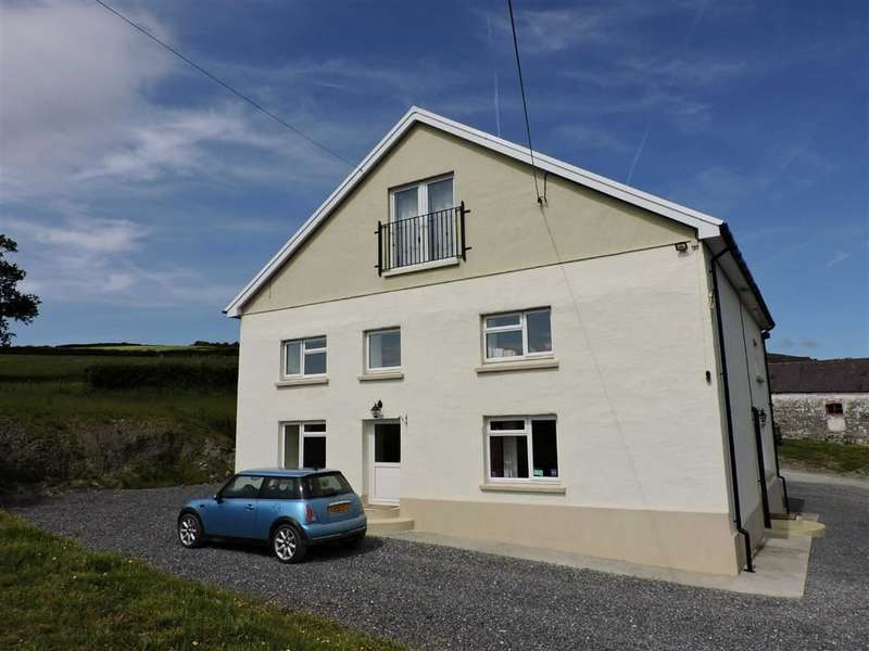 6 Bedrooms Property for sale in Bronwydd Arms, Bronwydd Arms, Carmarthen