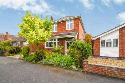 3 Bedrooms House for sale in Maple Road, Thurmaston, Leicester, Leicestershire