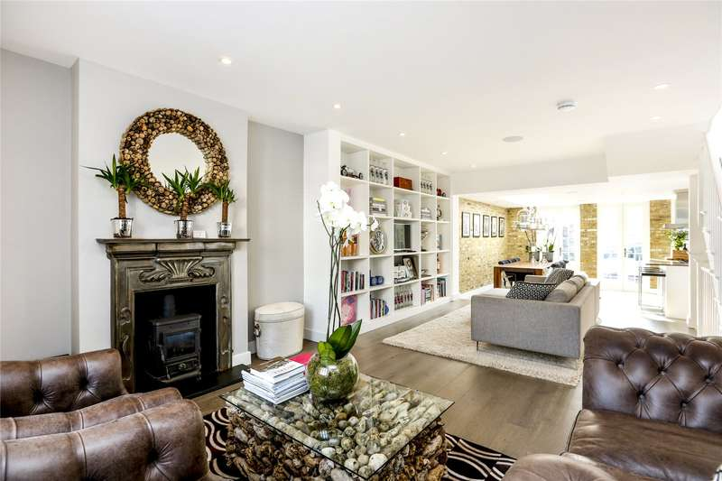 4 Bedrooms Terraced House for sale in Coalecroft Road, London, SW15