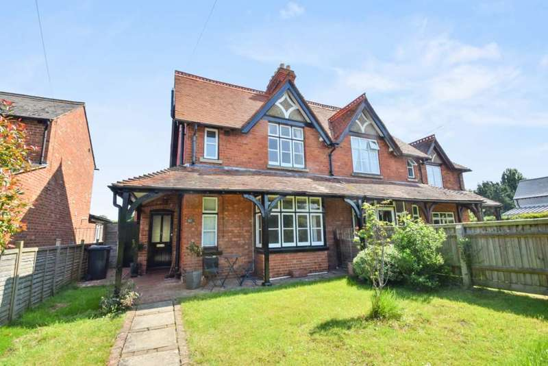 4 Bedrooms Semi Detached House for sale in Henley Road, Oxford